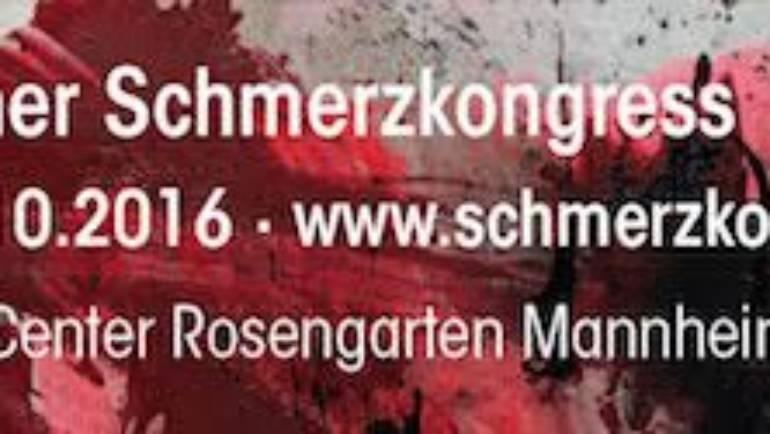 Deutschen Schmerzkongress